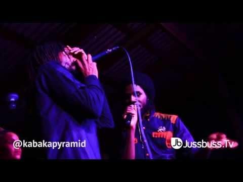 Chronixx, Kabaka Pyramid, Dre Island & Keznamdi - Freestyle Session - Kelissa Live Nov 1, 2013