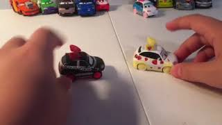 Disney Pixar cars 2 Chisaki diecast review