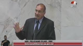 "Feliciano Filho: ""MISSÃO CUMPRIDA!!"""