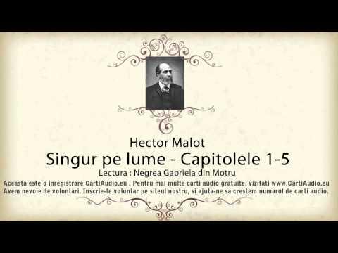 Hector Malot - Singur pe lume - Capitolele 1-5