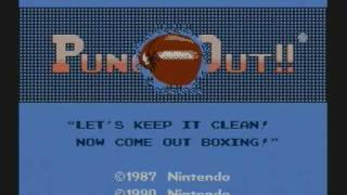 Punch Out! Featuring Mr. Dream! game play