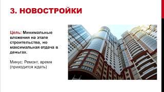 Инвестирование в недвижимость без стартового капитала
