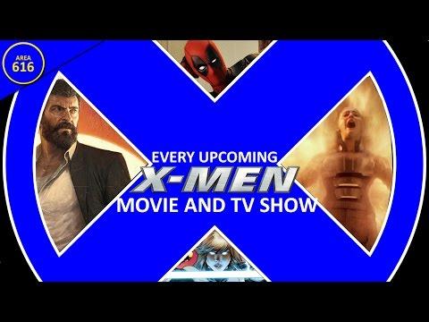 Every Upcoming X-Men Movie & TV Show