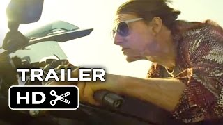 Mission: Impossible - Rogue Nation TRAILER (2015) - Tom Cruise Action Sequel HD