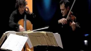 Beethoven String Quartet in F op 59 No 1 'Razumovsky' 4th Movement