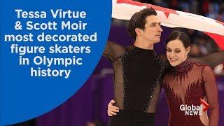 Meet Tessa Virtue and Scott Moir: Canada's golden ice dancing duo