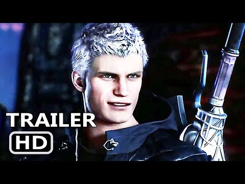 PS4 - Devil May Cry 5 Trailer (E3 2018)