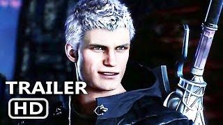 PS4 - Devil May Cry 5 Trailer (E3 2018)