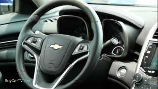 刮目相看的底盤Chevrolet Malibu 2.4