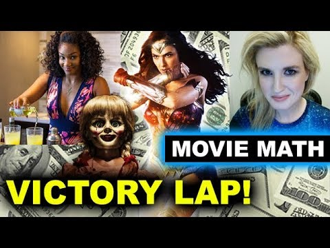 Box Office - Wonder Woman $800 Million, Girls Trip $100 Million, The Conjuring Universe ONE BILLION