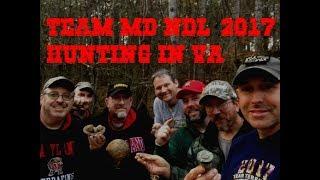 The Treasure Depot NDL 2017 Civil War Hunt in Virginia