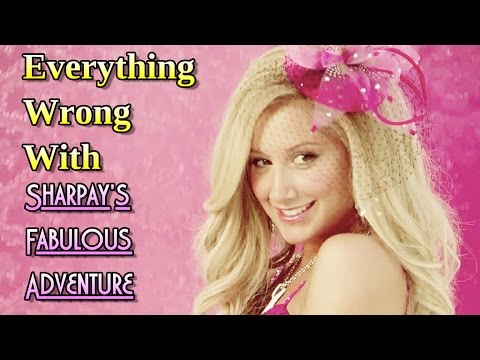 Everything Wrong With Sharpay's Fabulous Adventure