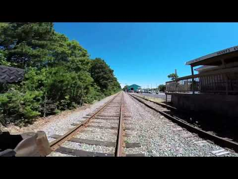 Cape Cod Central Hyannis to Bourne  Part 1