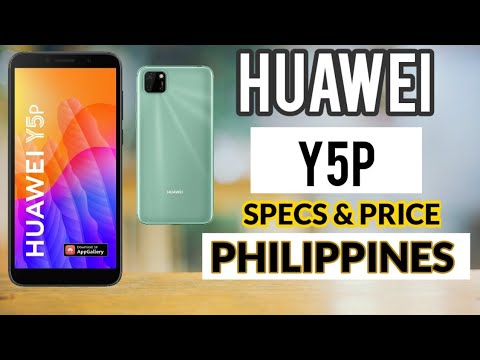 Huawei Y5p - First Look, Spec's, Features and Price | PHILIPPINES