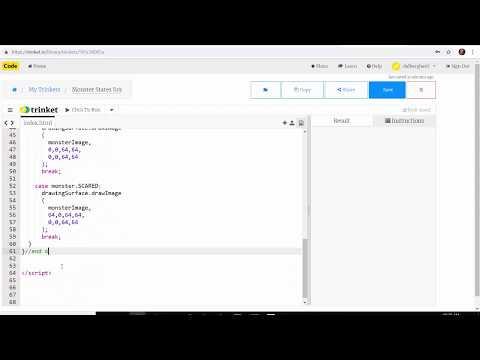 HTML5 Javascript Game - Monster Smash - Part 1
