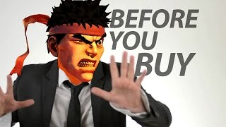 Street Fighter 5 - Before You Buy