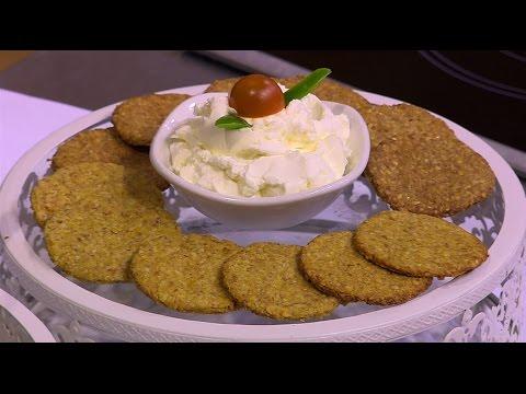 شرائح الخبز المشبعة بالترمس بدون دقيق  | سالي فؤاد