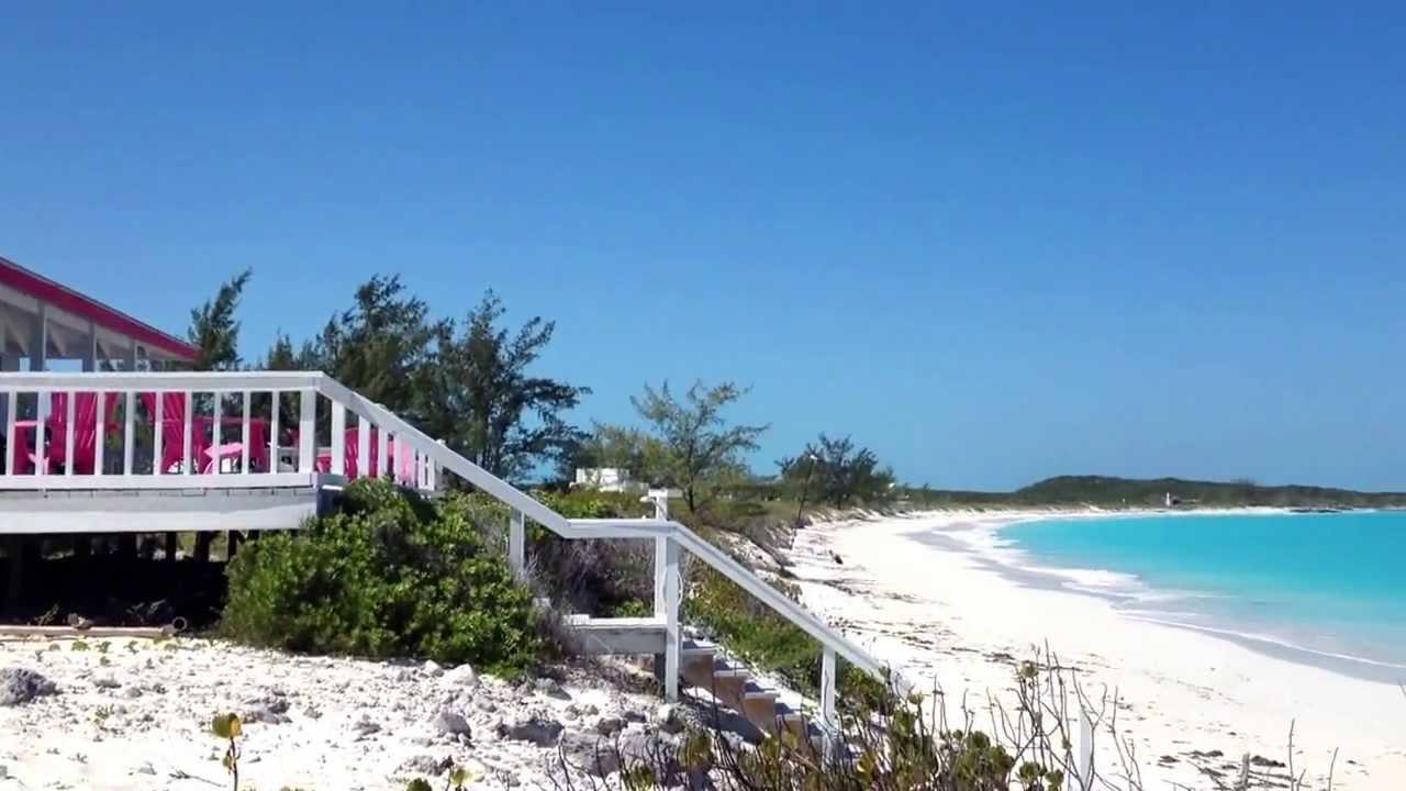 Tropic Of Cancer Beach Little Exuma The Best Beaches In World