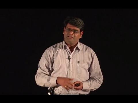 Making Magic with Cognitive IOT | Dr. Shivkumar Kalyanaraman | TEDxShivNadarUniversity