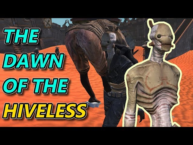 Kenshi: Dawn of the Hiveless | Hivers ONLY
