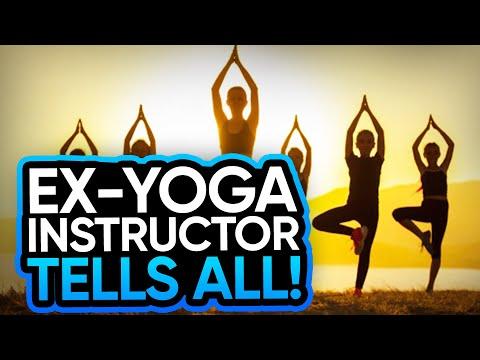 Ex-Yoga Instructor Tells All - Is Yoga Demonic?