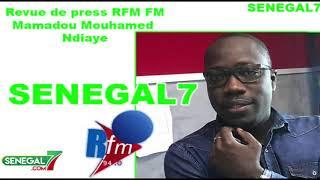 Revue de presse Rfm du 26 juin 2019 avec Mamadou Mouhamed Ndiaye