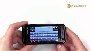 Видеообзор смартфона Nokia 5800 XpressMusic(Обзор музыкального смартфона Nokia 5800 XpressMusic, этот телефон можно купить в Украине, в магазине http://euroteka.com.ua/mobile/N..., 2011-08-18T10:03:32.000Z)