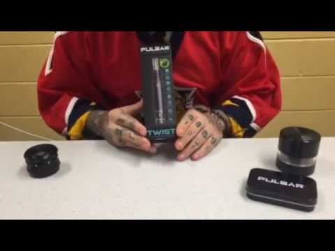 Pulsar Twist Vaporizer for Dry Herb (Product Overview)