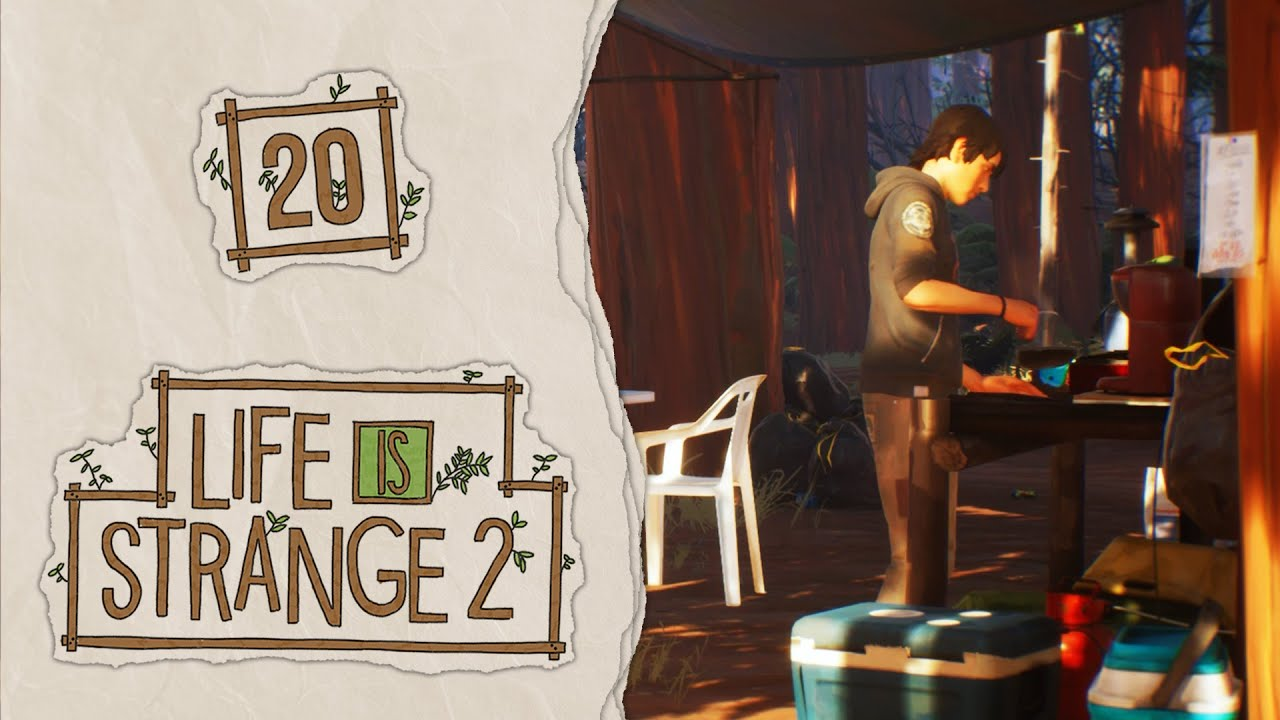 Life is Strange 2 - Cap. 20 - Desayuno de acampada