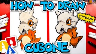 How To Draw A Cubone Pokmon