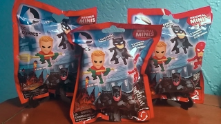toy opening dc comics original minis mystery packs