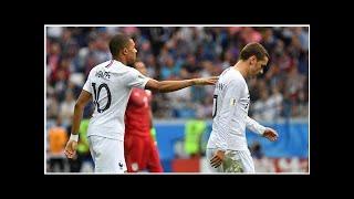 Antoine Griezmann contó por qué no festejó su gol ante Uruguay - Argentina 24h