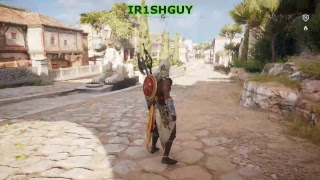 Episode 4: Assassin's Creed Origins - Assassination Ir1shguy style [PC]