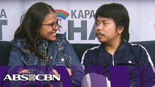 Alessandra and Empoy on working with each other again in Since I Found You