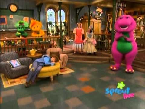 Barney Friends Mother Goose Episode Youtube