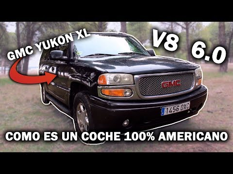 GMC Yukon XL - LO QUE HAS DE SABER 100% AMERICANO