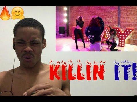 """Trey Songz - """"Come Over""""   Nicole Kirkland Choreography Reaction!"""