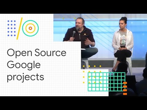 Fireside chat: building on and contributing to Google's open