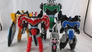 Retro Review: Titan Megazord (Power Rangers Mystic Force)