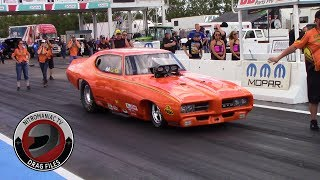 2015 IHRA Rocky Mountain Nationals Part 25: (Pro 6.90 Semi Final Eliminations)