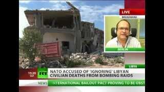 NATO killings whitewashed: Civilian bombing raid victims ignored