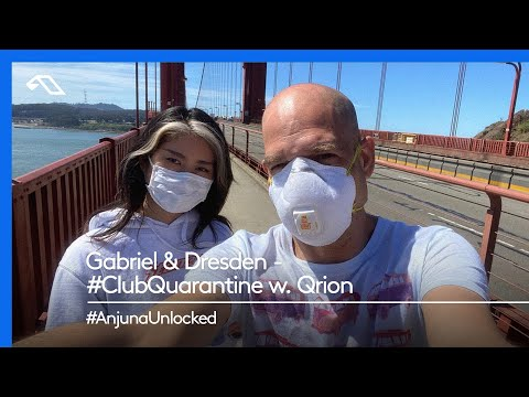 #AnjunaUnlocked: Gabriel & Dresden - #ClubQuarantine w. Qrion