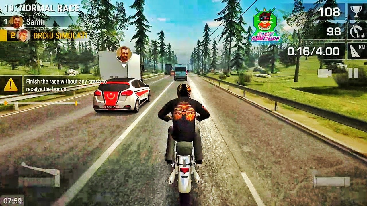 Racing Fever Moto New Bike Unlocked Best Android
