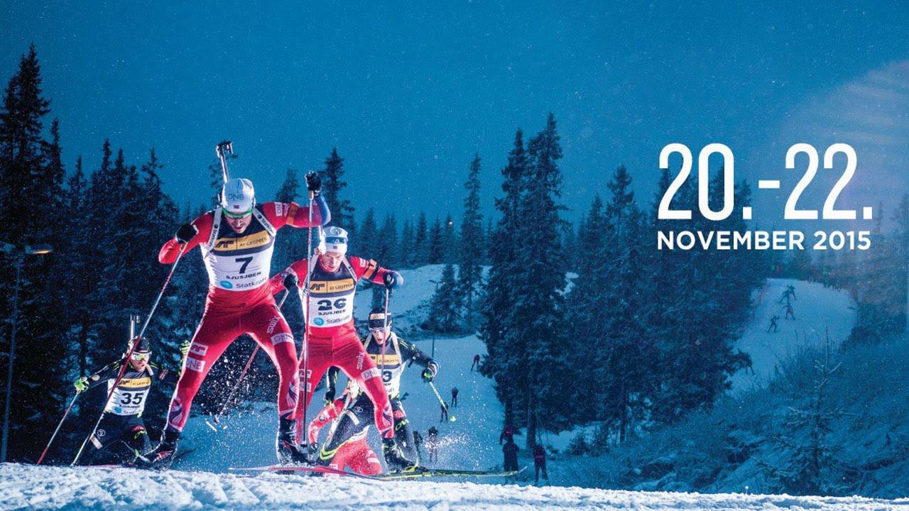 sesongstart skiskyting