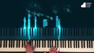 Silent Night - Stille Nacht - atmospheric piano arrangement - stimmungsvolle Klavierbearbeitung