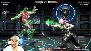MKX - Ermac vs Quan Chi - Not as rusty as I thought!!!