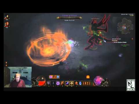 Kripp & Krippi vs Diablo - Inferno Hardcore (Wizard PoV)