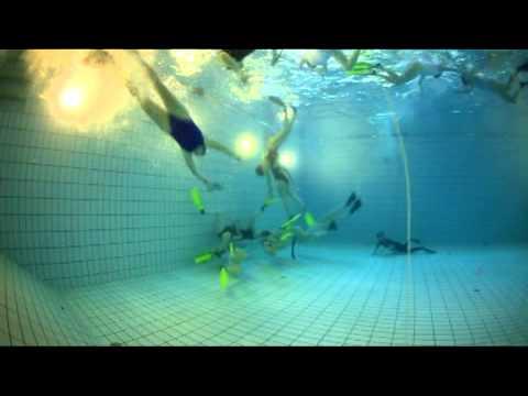 NM i undervannsrugby 2011 Akkaren - Molde Damer