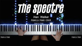 Alan Walker - THE SPECTRE PIANO COVER by Pianella Piano