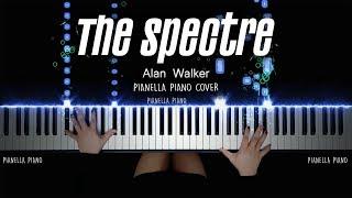 Alan Walker - THE SPECTRE PIANO COVER by Pianella Piano